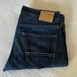 True religion selvedge jeans